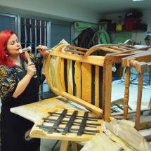 Cursos de restauracion de muebles Madrid