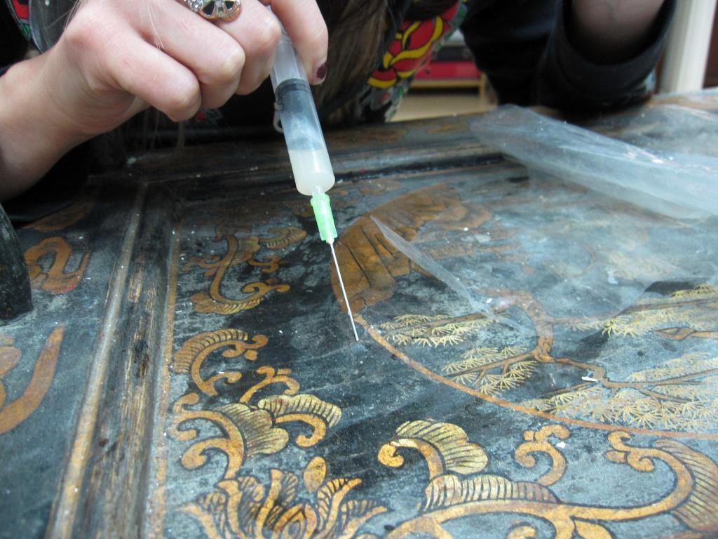 Clases de restauracion de muebles Madrid