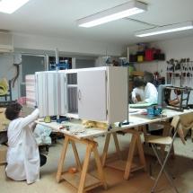 Curso de tapicería de muebles
