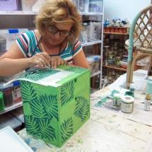 Curso de restauracion de muebles Madrid