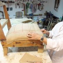 Curso de tapicería de muebles Madrid