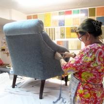 Curso de tapicería Madrid