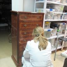 Cursos de manualidades con muebles