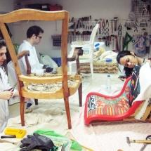Cursos de tapicería Madrid