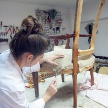 Cursos de tapicería en Madrid