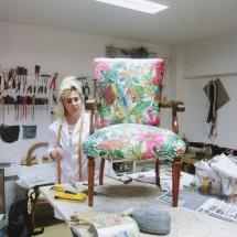 Cursos de manualidades con muebles Madrid