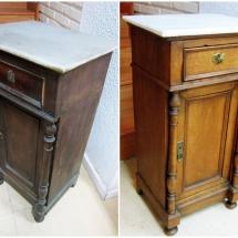 antes y después mesilla2 restauralo